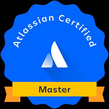 Atlassian Master Badge