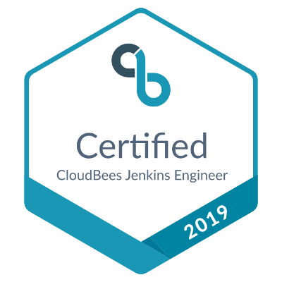 CloudBees Certification Badge