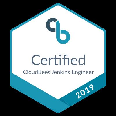 CloudBees Certification Badge